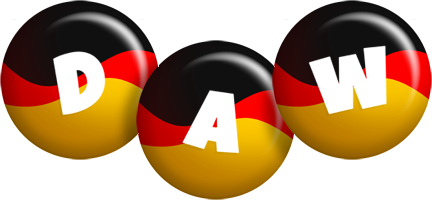 Daw german logo