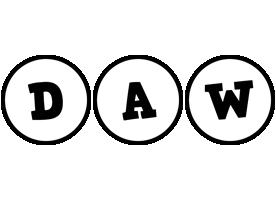 Daw handy logo