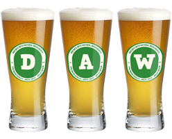 Daw lager logo