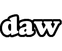 Daw panda logo