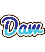 Daw raining logo