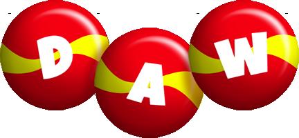 Daw spain logo