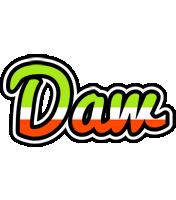 Daw superfun logo