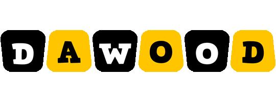 Dawood boots logo