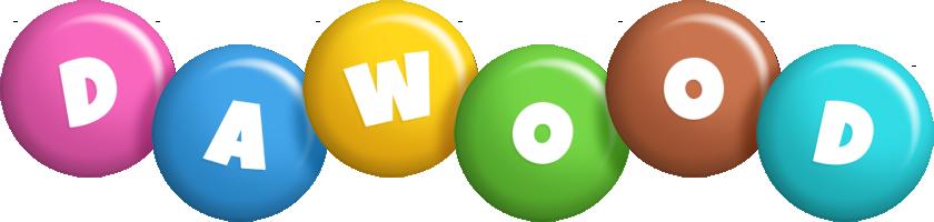 Dawood candy logo