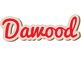 Dawood chocolate logo