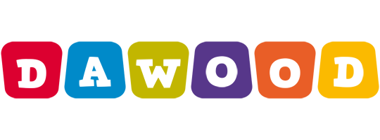 Dawood daycare logo
