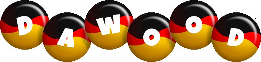 Dawood german logo