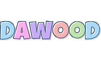 Dawood pastel logo
