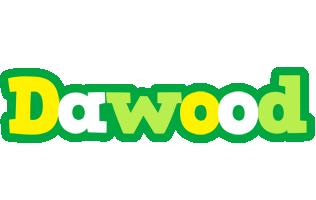 Dawood soccer logo