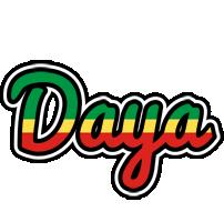Daya african logo