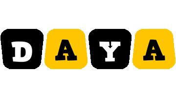 Daya boots logo