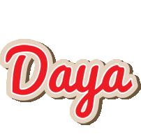 Daya chocolate logo