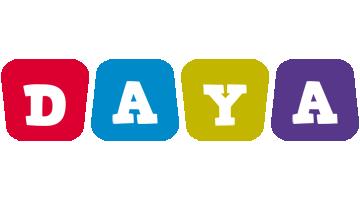 Daya daycare logo