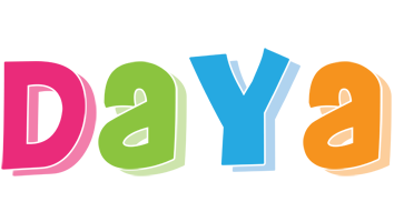 Daya friday logo