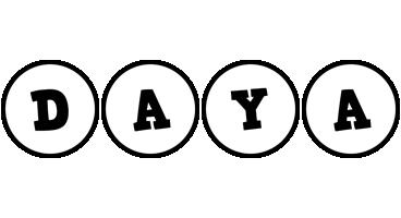 Daya handy logo