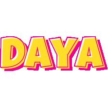 Daya kaboom logo