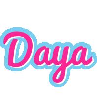 Daya popstar logo