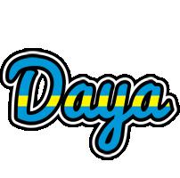 Daya sweden logo