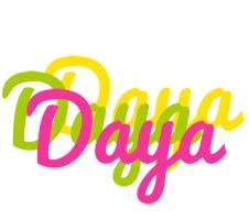 Daya sweets logo