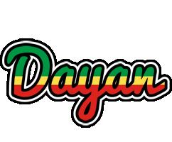 Dayan african logo