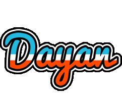 Dayan america logo
