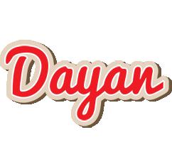 Dayan chocolate logo