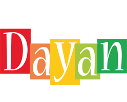 Dayan colors logo