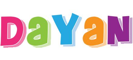 Dayan friday logo