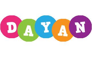 Dayan friends logo