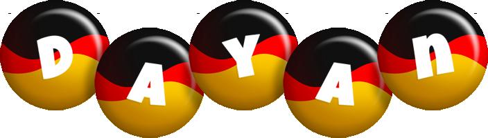 Dayan german logo