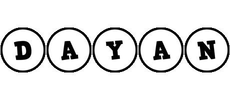 Dayan handy logo