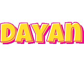 Dayan kaboom logo