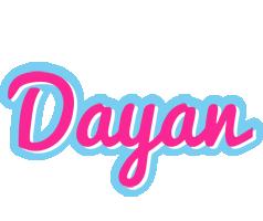 Dayan popstar logo