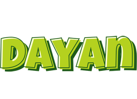 Dayan summer logo