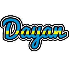 Dayan sweden logo