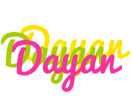 Dayan sweets logo