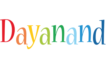 Dayanand birthday logo