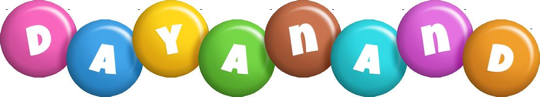 Dayanand candy logo