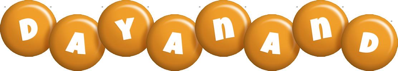 Dayanand candy-orange logo
