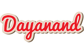 Dayanand chocolate logo