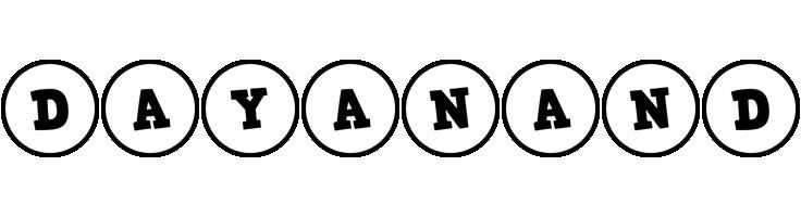 Dayanand handy logo