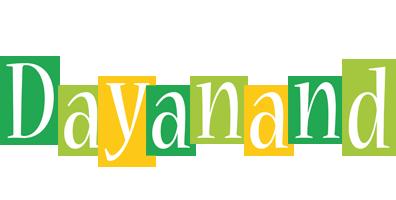 Dayanand lemonade logo