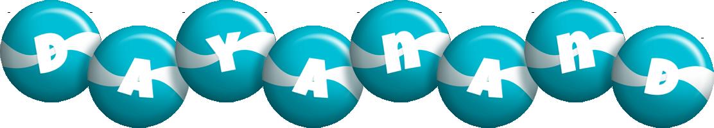Dayanand messi logo