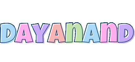 Dayanand pastel logo