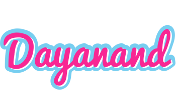 Dayanand popstar logo
