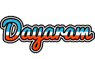 Dayaram america logo