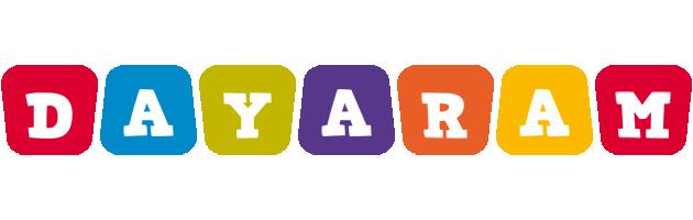 Dayaram daycare logo