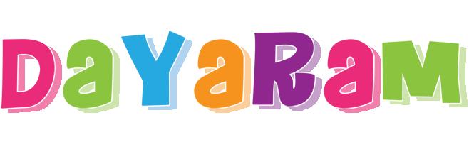 Dayaram friday logo