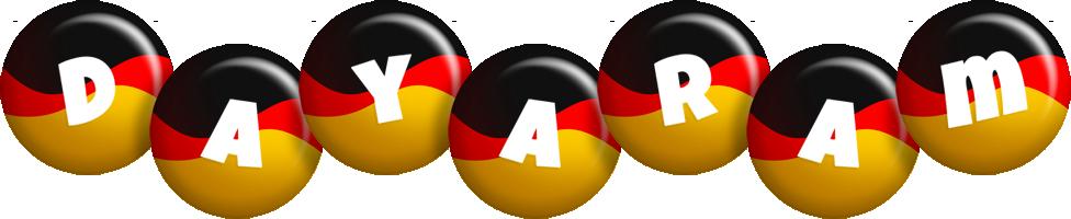 Dayaram german logo